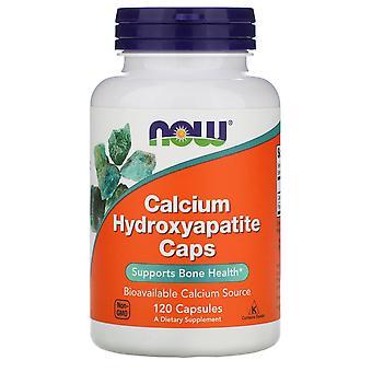 Maintenant Aliments, Bouchons d'hydroxyapatite de calcium, 120 capsules