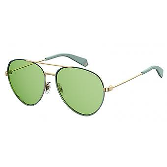 Sunglasses Unisex 6055/S1ED/UC gold/green