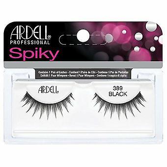 Ardell Spiky Reutilizabile False Lashes - 389 - Lentile de contact friendly & ușoare