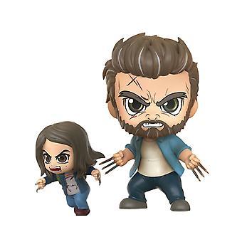 Logan & X-23 Cosbaby Set