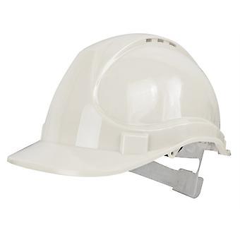 Scan Safety Helmet White SCAPPESHW