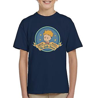 The Little Prince Banner Since 1943 Kid's T-Shirt