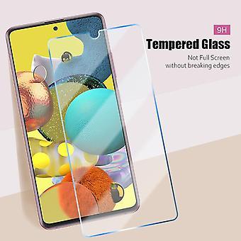 iCoverCase | Samsung Galaxy A21s | 2 pakkauksen näytönsuoja