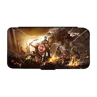 Avengers Age of Ultron Samsung Galaxy S9 Wallet Case