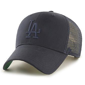 47 Brand Trucker Cap - BRANSON Los Angeles Dodgers navy