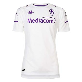 2020-2021 Fiorentina Warm Up Top (Weiß)