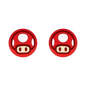 Joystick Protection for Joy-Con - Super Mario Mushroom