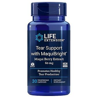 Life Extension Tear Support with MaquiBright, 60 mg, 30 Vcaps