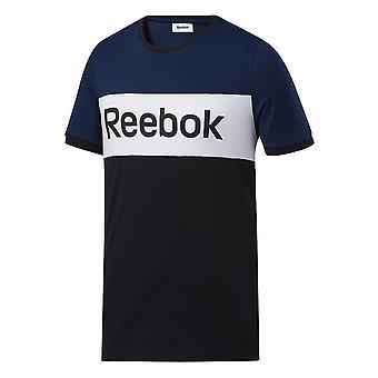 Reebok TE Bloccato FK6124 universale estate uomini t-shirt