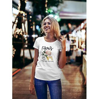SmileyWorld Girly Paris Parfum Couture Women's T-shirt