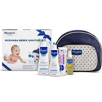 Moeder Baby Care Lotion Set Met Tas