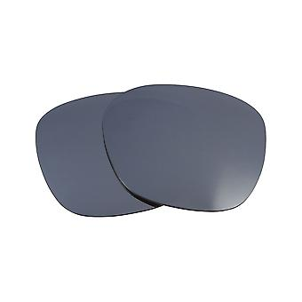 Polarized Replacement Lenses for Oakley Garage Rock Sunglass Anti-Scratch Silver
