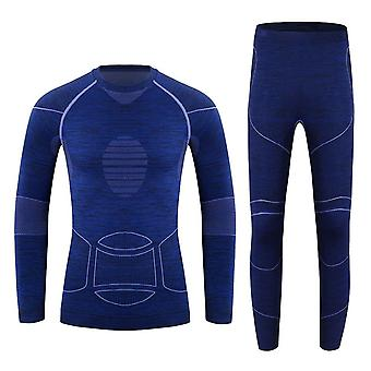 Thermal Unterwäsche Sport-Set, Outdoor-Performance-Sport-Sets lange Shirts und