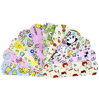 Waterproof Breathable Cute Cartoon Bandages, First Aid Emergency Kit/children