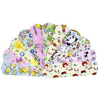 vanntett pustende søt tegneserie bandasjer, førstehjelp nødsett / barn