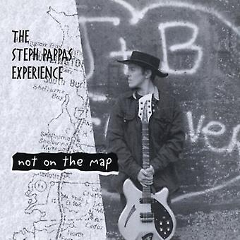 Steph Pappas oplevelse - ikke på kort [CD] USA importen