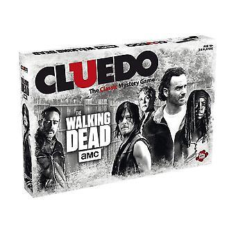 Winnende moves Cluedo The Walking Dead (B07PPRSXKV)