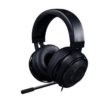 Razer Kraken Pro V2 Round - On Ear - Gaming Headset - Black