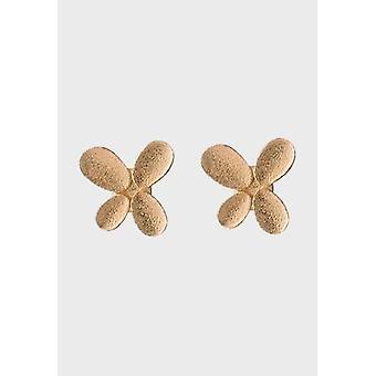 Kalevala Earrings Women's Daydream 14K Gold 1669422T