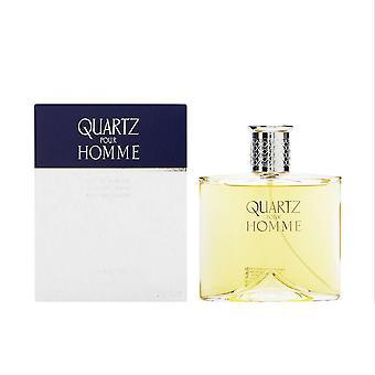 Quartz pour homme by molyneux 3.3 oz eau de toilette spray