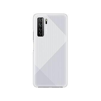 Cubierta móvil Huawei Y5P Policarbonato Transparente
