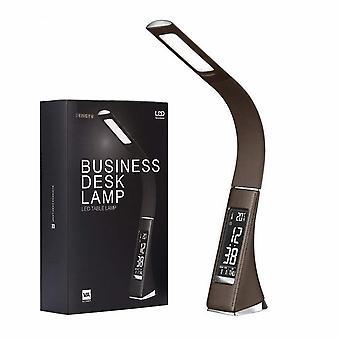 Led Office Desk -lamppu, kosketusnahkainen himmennyslukupöydän valo