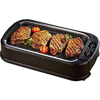 High Street TV 1500W Smokeless Grill, Stainless Steel