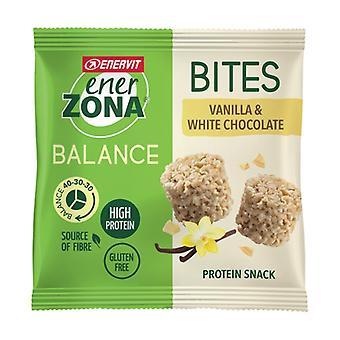 Bites Balance - Vanilla and White Chocolate 5 units of 24g