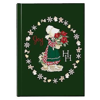 Holly Hobbie Christmas Joy Hardback Journal