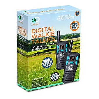 Discovery digital walkie talkies one size