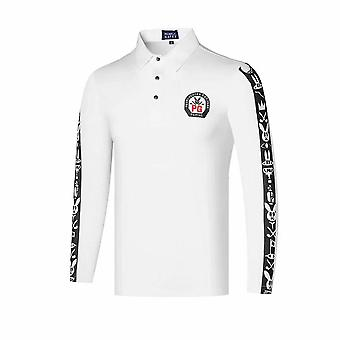 Golf Apparel New Autumn Pg Menăs T-shirt, confortabil și respirabil de moda