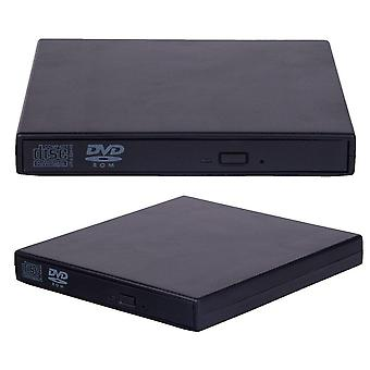 Slim Externe Optical Drive Usb 2.0 Dvd Combo