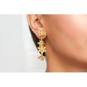 Wild Hoop Earrings
