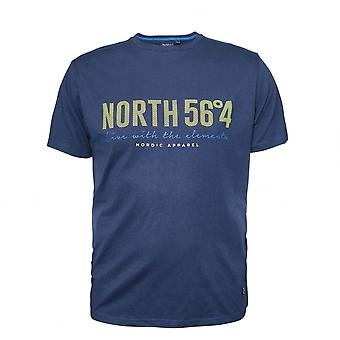 North 56°4 Branded Fashion T-Shirt