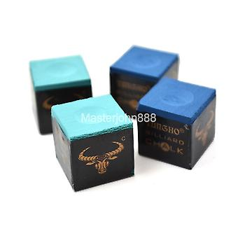 Pool Billiards Snooker Chalk Cubes Chalk Light