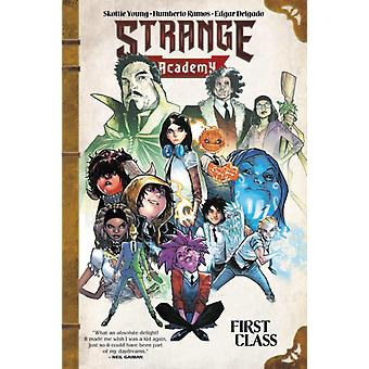 Strange Academy First Class by Skottie Young