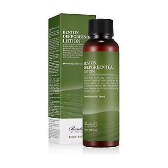 Green Tea face lotion 120 ml