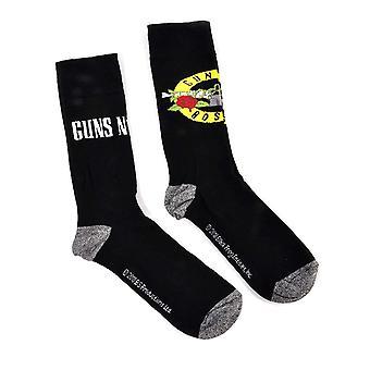 Guns N' Roses 2 Pack of Mens Socks