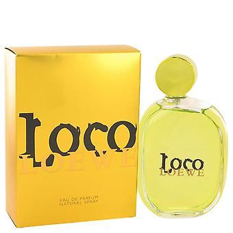 Loco Loewe Eau De Parfum Spray av Loewe 3,4 oz Eau De Parfum Spray