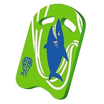BECO Sealife Swimming Kick Board SHARK with handles - Junior