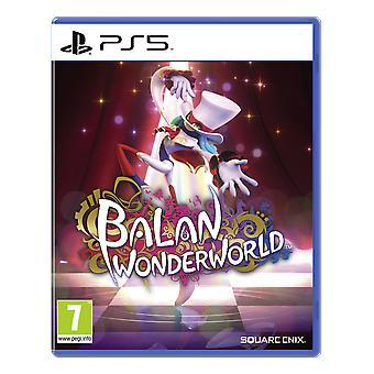 Balan Wonderworld PS5 Game