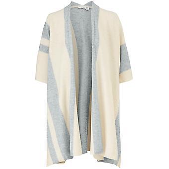 Masai Clothing Laura Stripe Design Cardigan