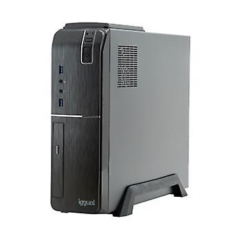 Stasjonær PC iggual PSIPCH606 i7-10700 16 GB RAM 480 GB SSD