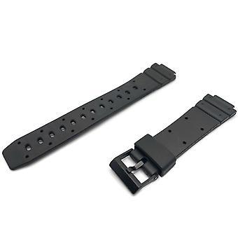Casio generic watch strap 14mm 279h2; str1000, tgw10, w60, ae30, dgw30, aw5