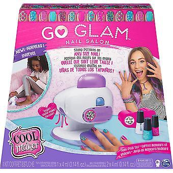 Wokex Go Glam 2 in 1 Nagel Salon
