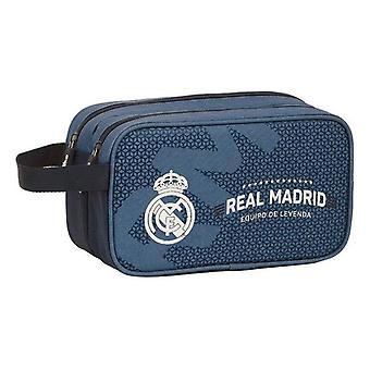 مدرسة المرحاض حقيبة ريال مدريد C.F. Leyenda الأزرق