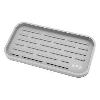 Silicone Sink Sponge Organiser | M&W Grey
