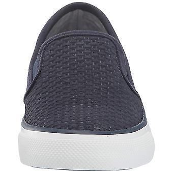 Sperry Womens Seaside Emboss Fabric Low Top Slip On Fashion Sneakers