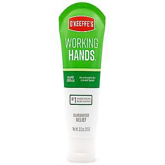O'keeffe's arbeitende Hände Handcreme, 3 oz
