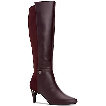 Alfani mujeres paso N Flex Hakuu botas de vestir de pantorrilla ancha